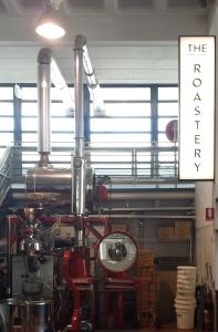 The Roastery - where the coffee magic happens
