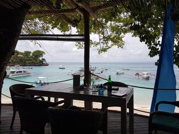 Hai Tide, Nusa Lembongan, Indonesia